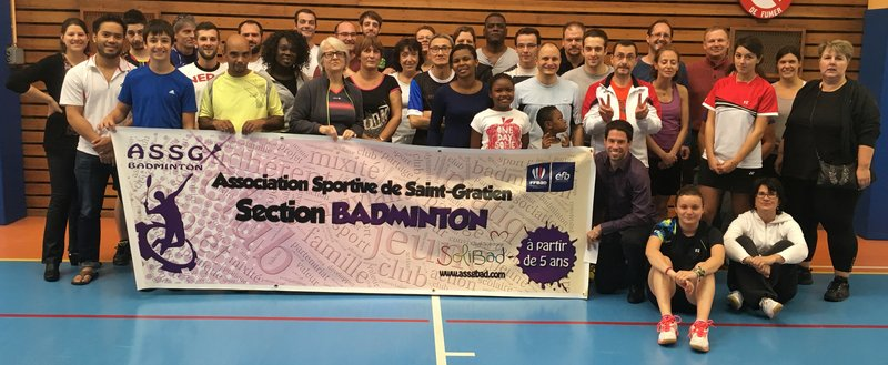 ASSG Badminton